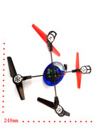 Cheap Big ladybug remote control model aircraft helicopter 2.4g shaft 3d rotation toy electric