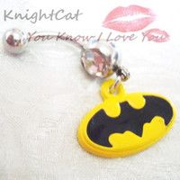 batman navel ring - Body Jewelry Fashion Batman Dark Knight Accesories piercing rings CC001 navel belly rings