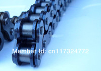 Wholesale Motorcycle chain H Carburizing processing technology general motorcycle drive chain