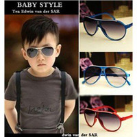 Wholesale 12pcs Children s Fashion Sunglasses Frames Kids Ultraviolet proof Eyeglass Childhood Spectacles