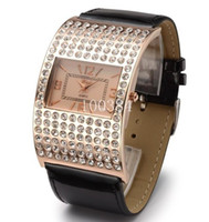 Wholesale 2012 New style crystal Quartz Arch bridge watch woman watch black