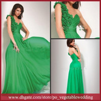 Wholesale 2013 Hottest Appliques Sweetheart Chiffion Party Prom Dress