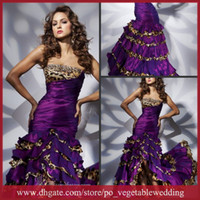 Wholesale 2013 Hottest Layered Train Sequins Column Sexy Strapless Taffeta Prom Evening Dress