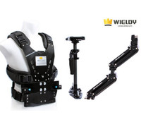 Wholesale Wieldy kg Load Carbon Fiber Stabilizer Steadicam Camera Video Steadycam