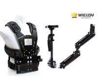 Wholesale Wieldy kg Load Carbon Fiber Stabilizer Steadicam Camera Video Steadycam