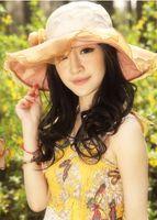 Wholesale Sun hat female summer UV sun hat large brimmed sun hat