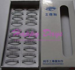 Wholesale Natural amp Thick Fake False Eyelashes Eye Lash STYLES CHOICE BOX pair