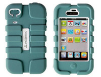 RGBMIX Armored Car Case Chariot Skin Case Cover with Droppro...