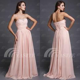 Wholesale New Popular New Elegant Summer Style Sweetheart Sweep Train Beaded Ruffle Chiffo Quinceanera Dress