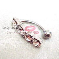 Wholesale Sexy Cool Jewelry - Simple Sexy Cool Guys Fashion Accesories 10Pcs CC025 navel piercing Body Jewelry belly Rings