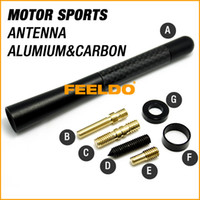 antenna installation - Car decoration quot carbon fibre and aluminium motor sport antenna quality guaranteed easy installation long service life