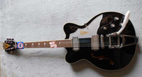 Wholesale NEW Kay Jazz II Guitar Reissue Model K775V In Black Color