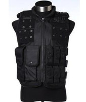 Wholesale P word vests field Tactical Vest Black Army Green