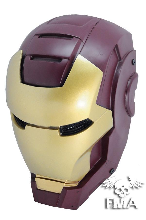 Steele Mask Steel Mesh Iron Man 2 Mask