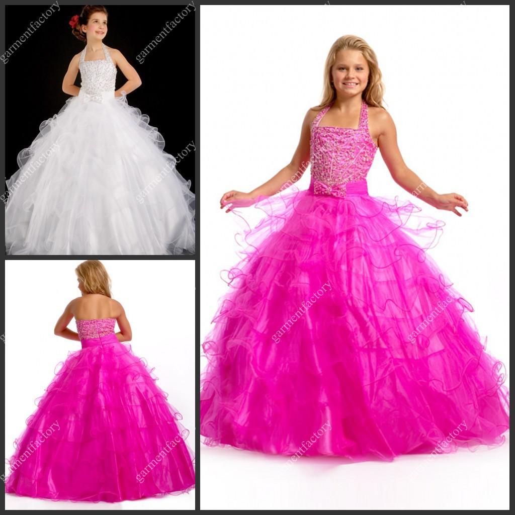 Dresses vintage flower girl dress girls pageant dresses wedding flower