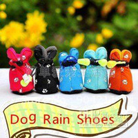 Wholesale Pet Dog Shoes Booties Air Holes Black Suede Synthetic Boot colors sizes