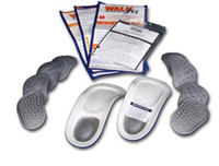 Wholesale WalkFit Walk Fit Platinum Orthotic Insole Size C D E F G