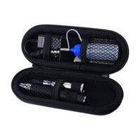 Electronic Cigarette Set Series  Ego CE4+ Electronic Cigarette kits E Cigarette 650mah 900mah 1100mah Zipper case 1 Atomizer 1 Battery Various colors Instock