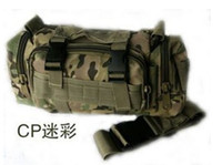 Wholesale Purse camera pockets of multi Shoulder Bag Black Army Green Khaki Camouflage