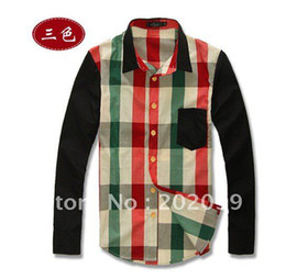 Wholesale of Mens Casual Slim fit Stylish Long Sleeve exotic Dress Shirts