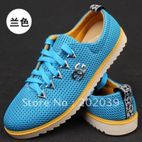 Wholesale fashion MEN s leisure shoes