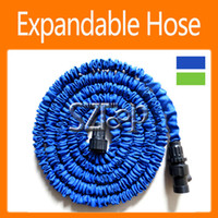 Wholesale Expandable Flexible WATER GARDEN flexible water HOSE FT FT FT Plastic Tip Hoses