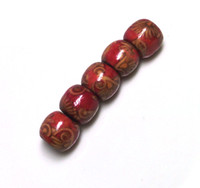 Wholesale 12mm Round Wood Loose Beads per DIY for Necklace and Bracelet
