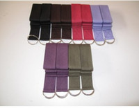 Wholesale Yoga Stretch Cotton Belt Yoga Stretch Bands Yoga Tension Bands Pilates Bands Yoga Straps Yoga Supplies