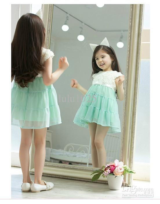2 Cute Clothing Store Girls Year Old Baby Girls Lace