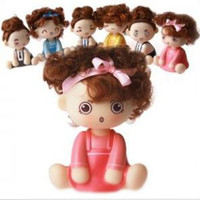 Wholesale The Moss Doll Original High Quality Vinyl Shook Head Mousse Doll Spring Doll Car Decoration BL