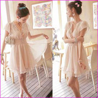 Wholesale Brand jumpsuit chiffon fitness clothing for women korean dress for young