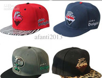 Wholesale In adjustable hip hop baseball cap flat cap mixed sell fashion hat
