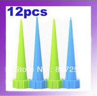 Wholesale 36pcs Garden Watering Spike Plant Flower Waterers For Bottle Irrigation