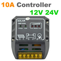 Wholesale Solar Charge Controller Regulator A V W V W solar panel controllers PWM Solar Regulator