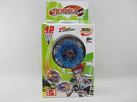 Wholesale Newest LED Beyblade D system BBG series light multicolored super refit Light Top Beyblade kid toys