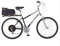 Wholesale HPC CRUISER ELECTRIC quot BIKE BICYCLE W MOTOR V BATTERY amp quot FRAME
