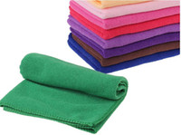Wholesale Microfiber car cleaning towel cm super