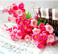 Small bells simulation flower wholesale Artificial flower pi...