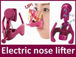 Новое прибытие Electric красоты Lift High Nose Электрический Нос атлет нос Вибратор 100шт / серия