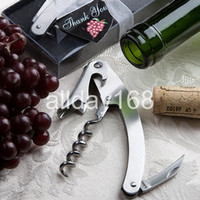 beer wedding favors - Unique Wedding Favors multifunction wine bottle opener beer bottle opener Practical Favors fashion new style
