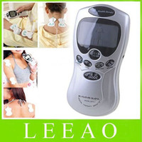 Wholesale Lowest Price RA Digital LCD Therapy Machine Acupuncture Massage Full Body Slim Massager
