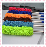 Wholesale Household Brush Auto Car Truck Microfiber Duster Dirt Cleaning Wash Brush Tool Soft