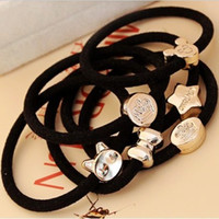 Wholesale Vintage crow love heart etc multi style combo women HAIRBAND HAIR LOOP HAIR DECORATION Fashionable