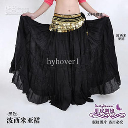 Wholesale Belly dance skirt belly dancing dresses tribal performances skirt clothing women wear costumes skir