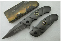 EXTREMA RATIO F38 folding survival knife pocket knife hiking tools knives