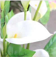 calla lily artificial flowers - Calla lily artificial flowers decorative flowers flowers five flowers