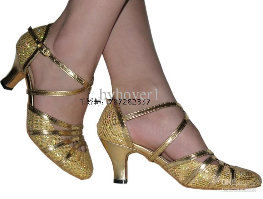 Cheap Girls Black Patent Leather Ballroom Dance Shoes Women's SALSA Dance Shoes Tango Shoes Line Dancing Shoes