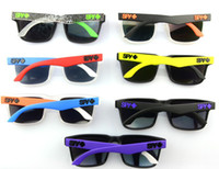Wholesale 2013 SPY OPTIC KEN BLOCK HELM Cycling Sports Sunglasses Outdoor Sports Sunglasses men Sun Glasses CE DT0273