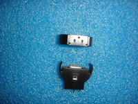 Wholesale Stand style CR2032 battery holder with three pins for PCB Ni plating