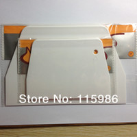 Wholesale plastic dough scraper dough cutter dough knife pastry cutter board scraper bench knife bench scraper